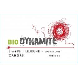 "Cahors 2014 ""Biodynamite""..."